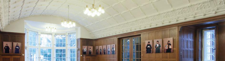 Vortragssaal– Mittelhof